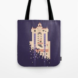The Hollywood Tower Hotel Tote Bag