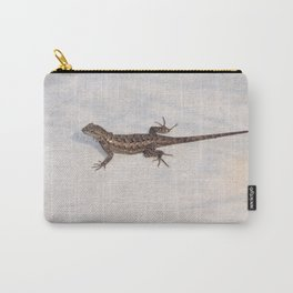 Heat-Loving Lizard Carry-All Pouch