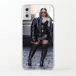 Kehlani 12 Clear iPhone Case