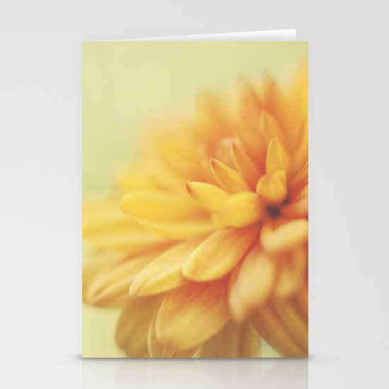 Dreamsicle Stationery Cards