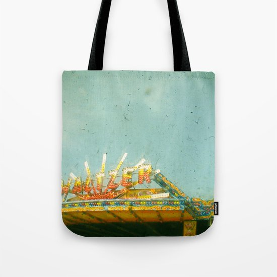 Let's Waltz Tote Bag