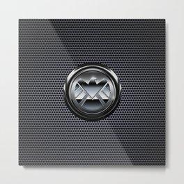 shield Metal Print