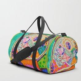 Pop Up Art Duffle Bag