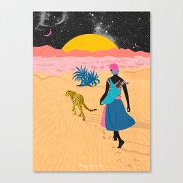 Desert_ Canvas Print
