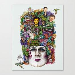 THE GOLDEN GOD Canvas Print