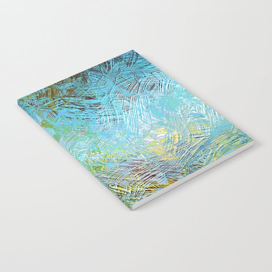 Frosted Illusions Notebook