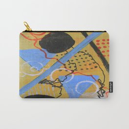 Just above the Line Carry-All Pouch