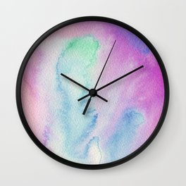 Nebulosa acuatica Wall Clock
