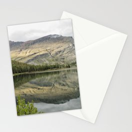 Where the Bears Roam - Many Glacier - Glacier NP Stationery Cards