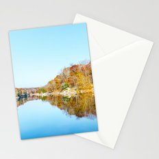 Fall Reflections Stationery Cards