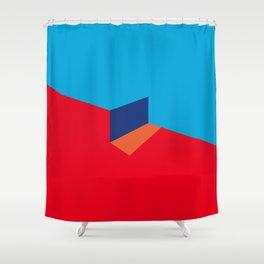 GEOMETRICO Shower Curtain