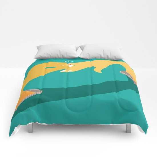 Digital Love Comforters