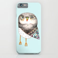 Owl by Ashley Percival iPhone 6s Slim Case