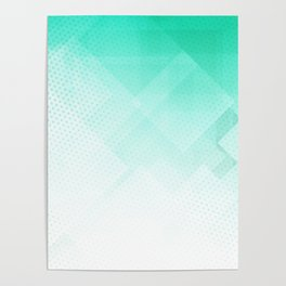 Abstract design background Poster