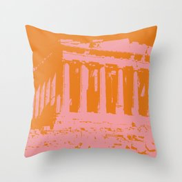 ATHENS2 Throw Pillow