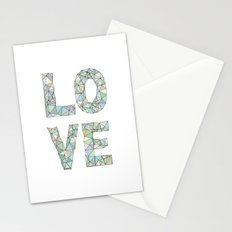 A Four Letter Word Stationery Cards