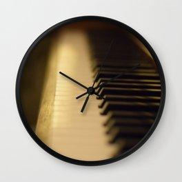 Piano Dream Wall Clock
