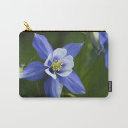 Woodland Columbine Carry-All Pouch
