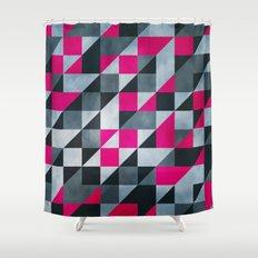 Geo3075 Shower Curtain