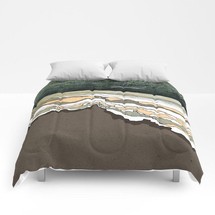 Breakthrough Comforters