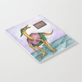 Dressy Dinosaur - Shirley Notebook