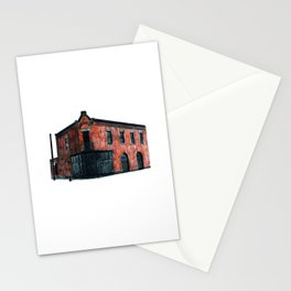 THOMAS O'CONNELL PLUMBING AND HEATING Stationery Cards