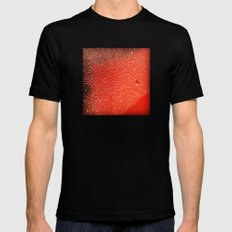 W is for Water MEDIUM Mens Fitted Tee Black