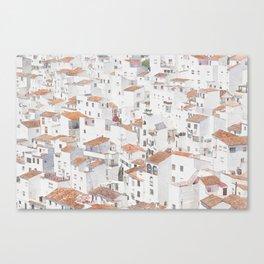Mediterranean journey-Portugal Canvas Print