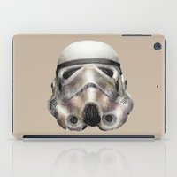 stormtrooper iPad Cases featuring Stormtrooper by beart24