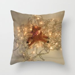 BAMBIZZLE Throw Pillow