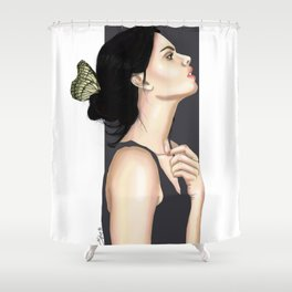 Feel me Shower Curtain
