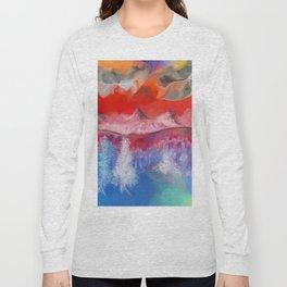 Dark Clouds Arise Long Sleeve T-shirt
