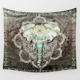 The Elephant Wall Tapestry