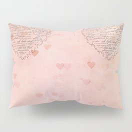I Love You in different languages Pillow Sham