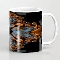 kaleidoscope Mugs featuring Kaleidoscope by Robin Curtiss