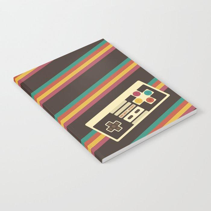 Retro Video Game 2 Notebook
