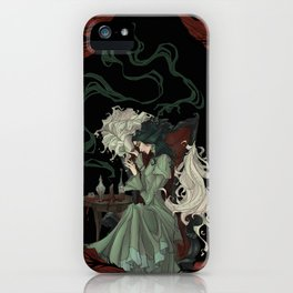 Tragically Ever After: Mina iPhone Case