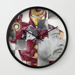 Iron Man/RDJ Wall Clock