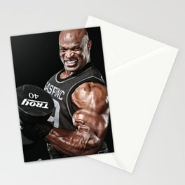 RonieColeman Fitness Stationery Cards