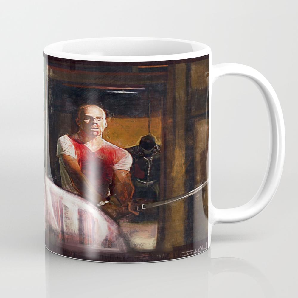 Pulp Fiction Zed And The Gimp Mug by Lensebender MUG7840039