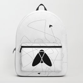 Bugs: abstract Fly Backpack