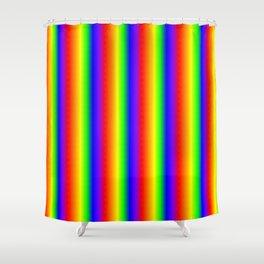 Rainbow Gradient Shower Curtain