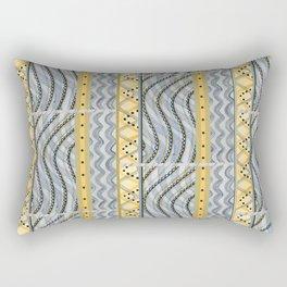 Currency II Rectangular Pillow