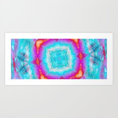 Altered Perceptions 4 Art Print