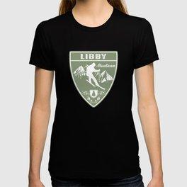 Ski Libby Montana T-shirt