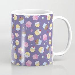 Sweet Purple Cupcakes Coffee Mug