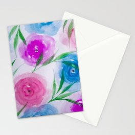 A Hint of Summer Stationery Cards