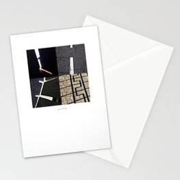 L I F E Stationery Cards