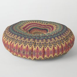 Mandala 488 Floor Pillow