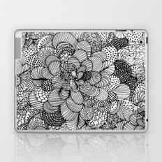 BW Laptop & iPad Skin